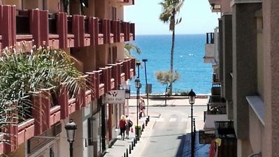 Photo for APARTMENT NEXT TO THE BEACH AND IN THE CENTER OF FUENGIROLA