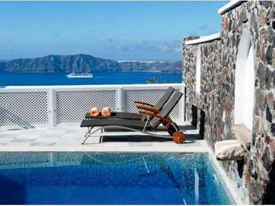Photo for Dream Santorini villa