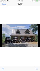 Photo for ATV Rider Luxurious Cabin: Brian's View