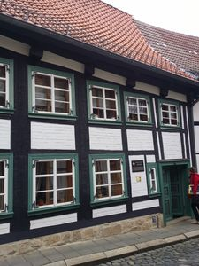 Photo for Holiday apartment - in the oldest half-timbered house