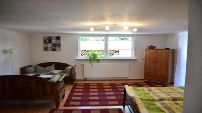 Photo for Bright 2 Zi. Apartment near Europa Park Rust, max. 4 people