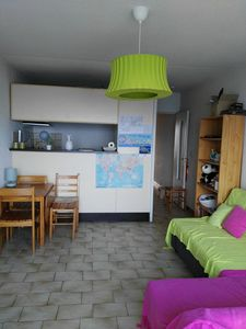 Photo for For rent apartment in front of sea in Palavas les Flots
