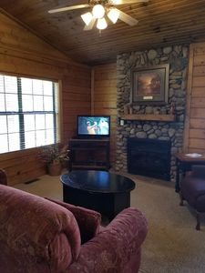 Photo for Cozy Cabin Close to All Things Branson