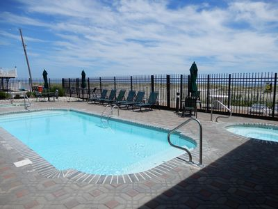 Photo for Stay OCEAN FRONT at Stockton Beach House!*POOL* 8/24 WEEK! LABOR DAY!  SEPT TOO!