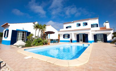 Photo for Beautiful Villa with ocean view and pool