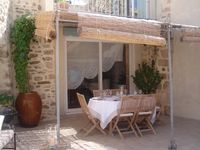 Charming village house with sunny terraces in lovely Caunes Minervois