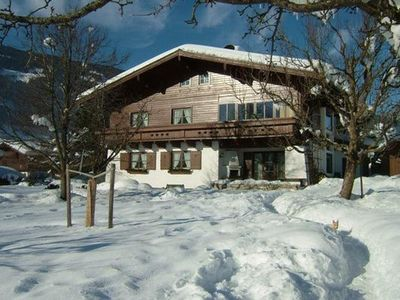 Photo for Holiday apartment Maishofen for 2 - 8 persons with 2 bedrooms - Holiday apartment in a two family ho