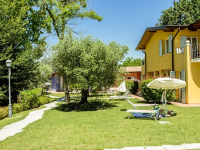 Photo for Attractive residence on Lake Garda