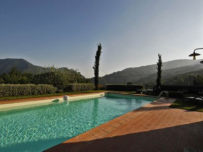 Photo for NEW! Retreat, 30 min Lucca, private pool, chef service, WIFI, perfect groups