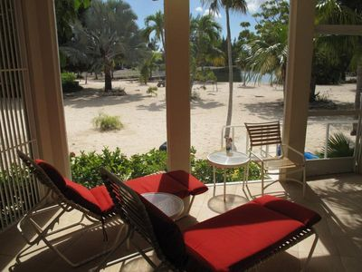 Photo for Beautiful 2 Bed/2 Bath Condo Steps From Rum Point