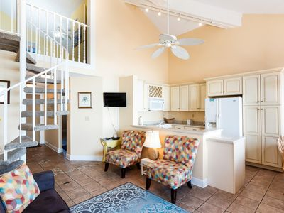 Photo for 4th Floor Open Beachfront Condo, Pool On Gulf, Short Drive To Entertainment
