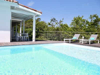 Photo for TAÏNOS Villa - Luxury villa with pool for 8 people.
