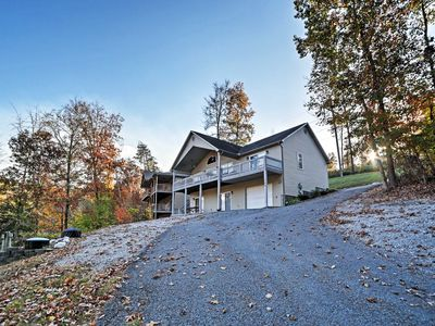 Photo for Caryville Home w/Private Dock & Norris Lake Views!