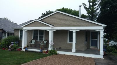 Photo for Classic Cottage. Great Location in Beach Community! Short Walk to Kelly Beach.