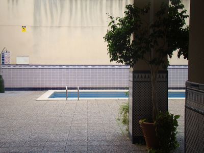 Photo for Ideal apartment with pool in the center of Cambrils port