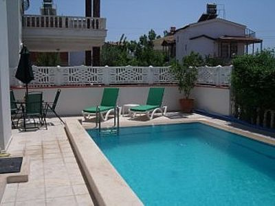Photo for Villa With Private Pool, Beautiful Village Setting, Few Minutes Walk To Beaches