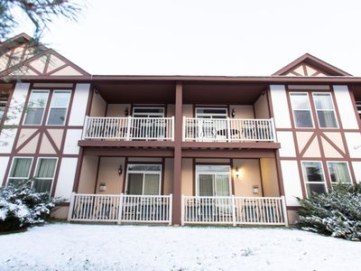 Photo for Mountain Run at Boyne, Huge 2 Bedroom Suite, A Mile from Fun-fiilled Destinations