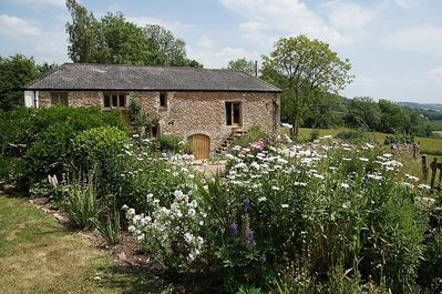 Luggs Barn is set in a glorious rural location
