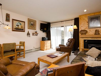Photo for ST406 by Mountain Resorts ~Remodeled bathroom~ Hot tub/Sauna onsite!