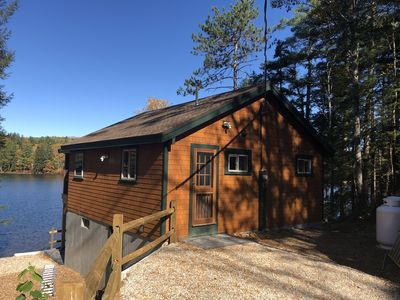Photo for WatersEdge Cottage on Iona Lake in the Mount Washington Valley
