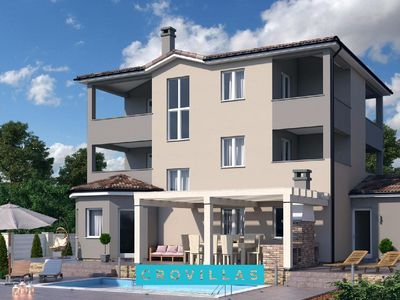 Photo for Holiday house Pula for 12 - 16 people with 6 bedrooms - Holiday home
