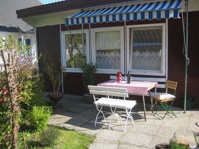 Photo for Bungalow right on Peenestrom incl. Free rowing boat and bicycle use