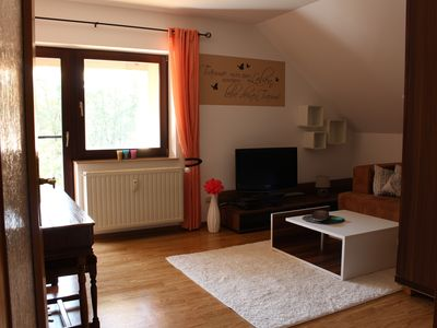 Photo for Apartment / app. for 3 guests with 86m² in Bad Soden-Salmünster (125526)