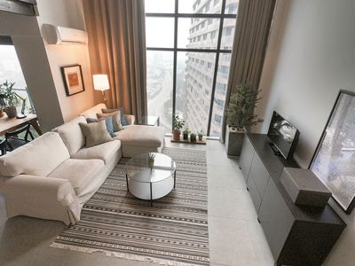 Photo for A home away from home, great view from a high floor, premium amenities.