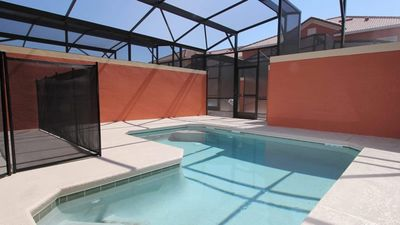 Photo for At Last You can Rent the Perfect Luxury Townhome on Paradise Palms Resort minutes from Disney World, Orlando House 1716