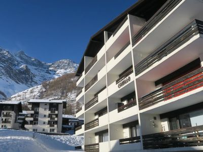Photo for Apartment Camillo  in Saas - Fee, Valais - 2 persons, 1 bedroom