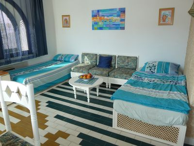 Photo for Pretty apartment in the center of Port el Kantaoui