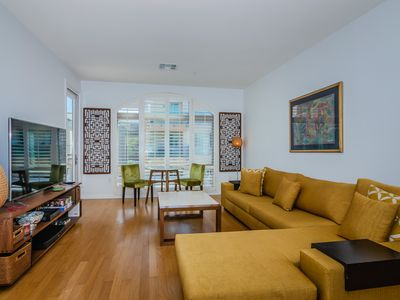 Photo for 10% Off Your Booking! Carmel Valley Condo with Outdoor Picnic Park!