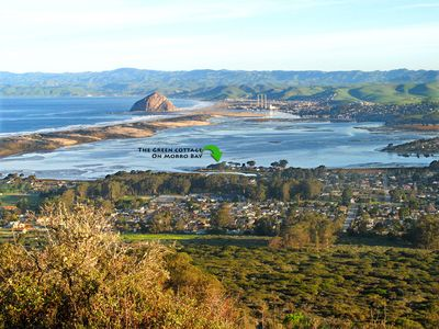 Los Osos -- a small town, off the beaten path with unparalleled views.