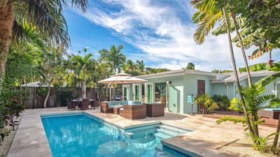Photo for << BIRD OF PARADISE @ BEACHSIDE >> Elegant Home & Pool + LAST KEY SERVICES…