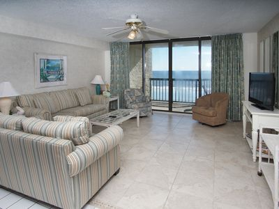 Photo for OCEAN BAY CLUB... a deluxe oceanfront North Myrtle Beach condo resort