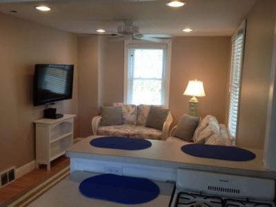 Photo for 🥇PRIVATE COASTAL COTTAGE - Single/Private - Central Air/Xfinity Cable/WIFI🏅