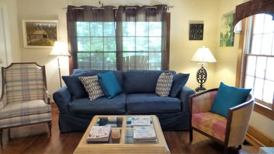 Photo for BEAUTIFUL & SECLUDED 3 BR/1BA - Short term & monthly, CONSTRUCTION TEAMS WELCOME