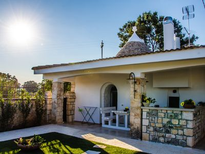 Photo for Beb in the countryside a few kilometers from Alberobello with pool and spa