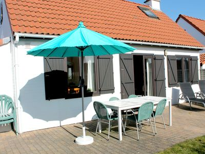 Photo for Cosy house in picturesque De Haan, walking distance from wide sandy beach