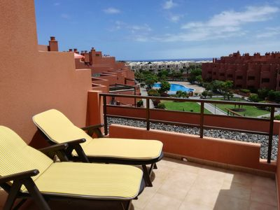 Photo for Red Rock Apartment Tejita - Teide and Ocean view