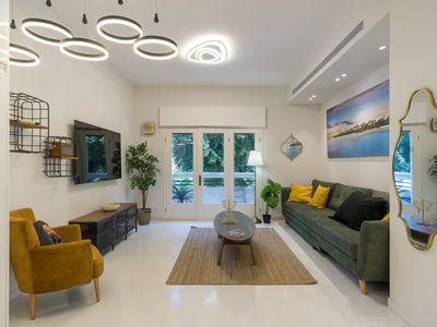 Photo for Exceptional apartment in the heart of Tel Aviv