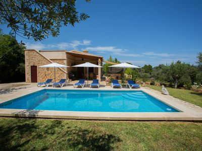 Photo for House for 6 people on the outskirts of Felanitx with pool, terrace and wifi