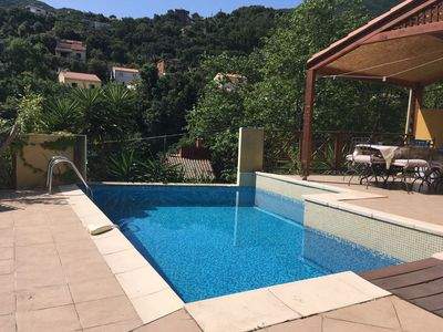 Photo for Villa with private pool in the heart of the Happy Valley