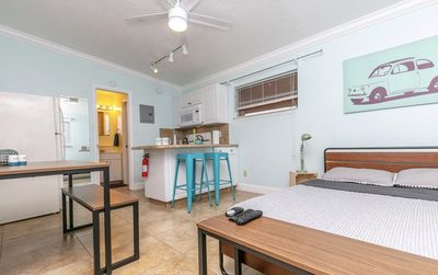 Photo for The cottage is ideal for businesses, cruise layovers, crew-housing + vacationers