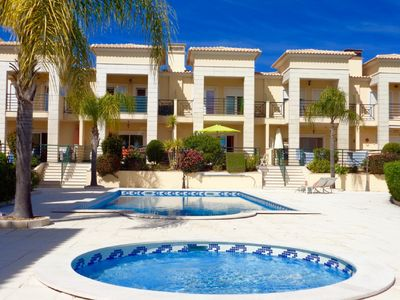 Photo for Villa Namaste, gated community, pool, Algarve