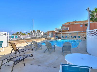 Photo for NEW LISTING! Dog-friendly studio w/shared indoor/outdoor pool-minutes from beach