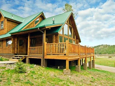 Photo for 2BR Cabin Vacation Rental in Greer, Arizona