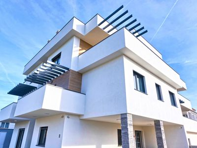 Photo for Villa Barmel Deluxe apartment with large balcony