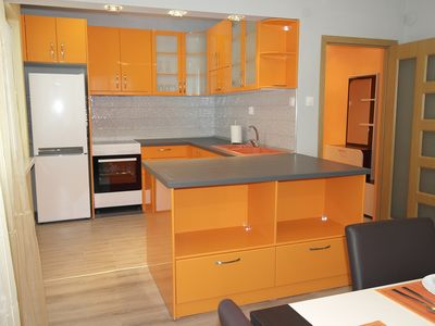 Photo for Luxury Apartment in the heart of the city near by anything you need.