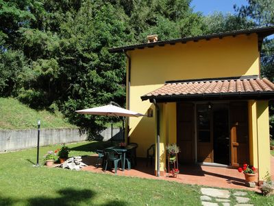 Photo for 2BR Villa Vacation Rental in Borsigliana, Toscana